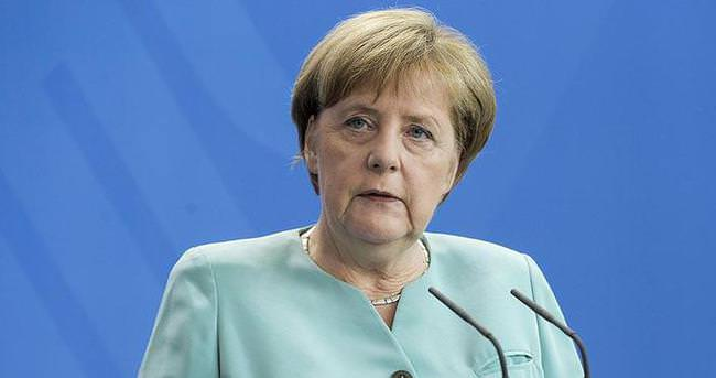 Almanya Başbakanı Merkel İstanbul'daki saldırıyı kınadı