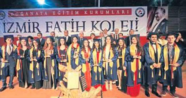 İFK, 51. yılında 108 mezun verdi