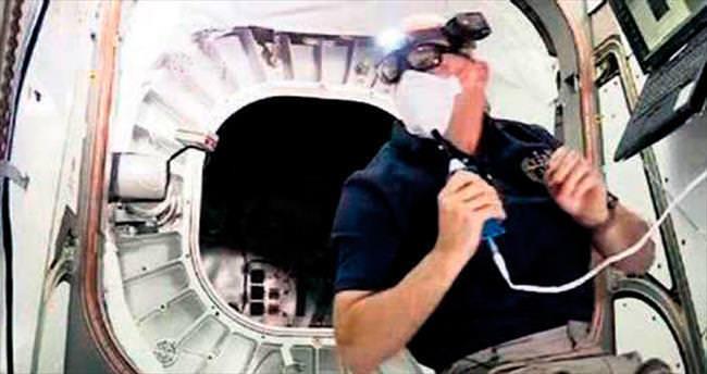 Uzayda bir ilk: Şişme modül