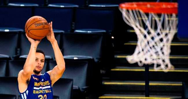 Stephen Curry Rio'ya gitmiyor