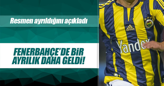 Markovic, Fenerbahçe'ye veda etti!