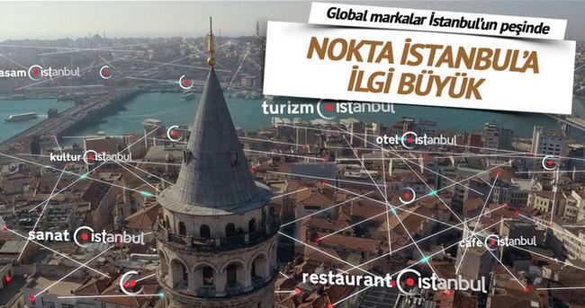 'Nokta İstanbul' alan adı kayıtları 20 bine ulaştı