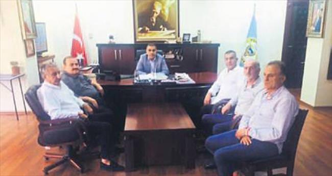 Adanaspor'dan Çelikcan'a ziyaret