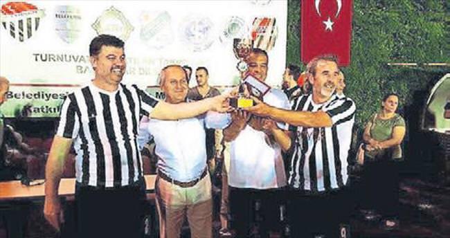 Altay'da masterler şampiyon