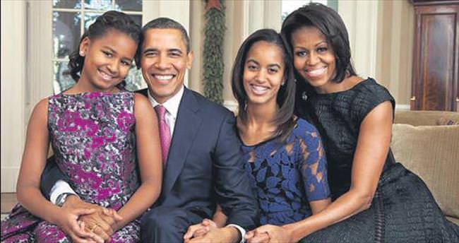 Obama kızını tercih etti