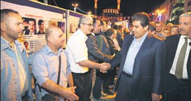 Mehmed Zahid Kotku Esenler'de anıldı