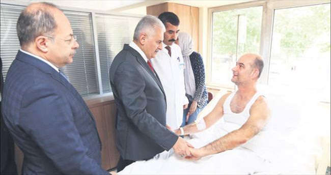 Yıldırım: Katil PKK yaptı