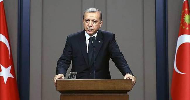 Cumhurbaşkanı Erdoğan: İmza ülkemiz için, milletimiz için hayırlı olsun