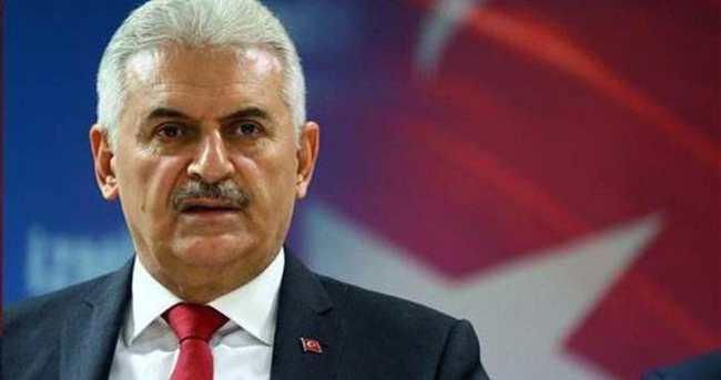 Başbakan Yıldırım, Hakan Fidan'ı kabul etti