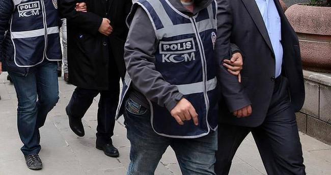 İzmir merkezli FETÖ/PDY operasyonunda 18 gözaltı