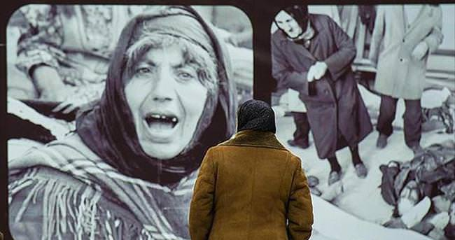 'Hocalı katliamında neredeydi bu Almanya'