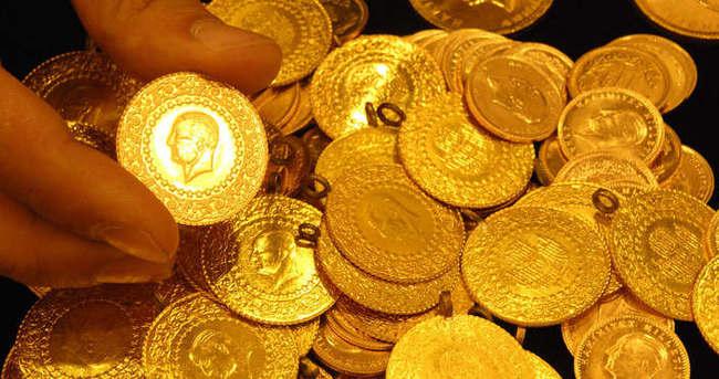 Altın yine yükseldi!