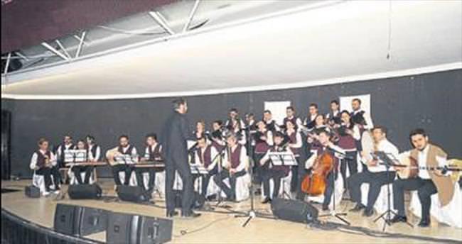 Finike'de tasavvuf konseri verildi