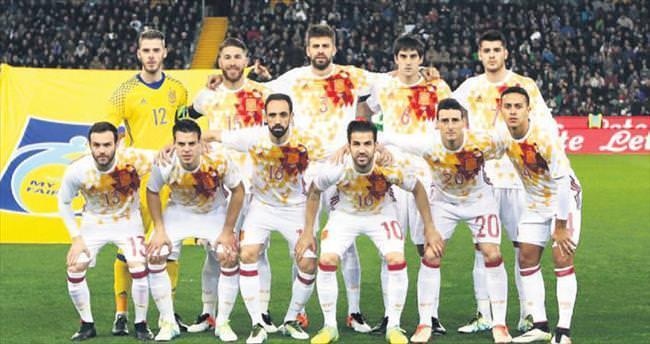 İspanya arafta