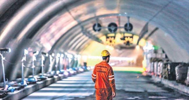 Avrasya Tüneli aralıkta açılıyor