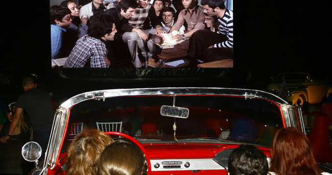 Hababam Sınıfı'nın 41. yılı arabalı sinemayla kutlanacak
