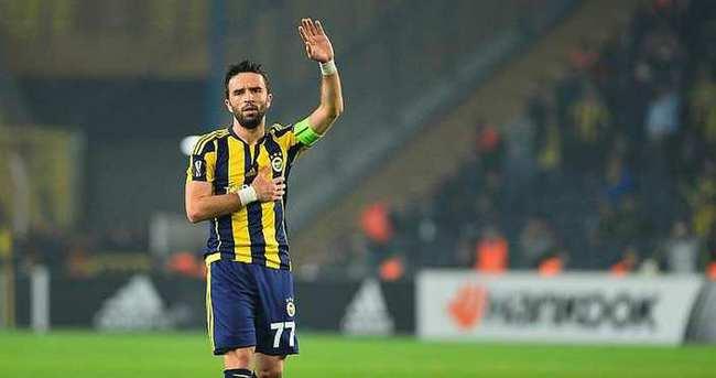 Fenerbahçe'den Gökhan Gönül için ayrılık mesajı