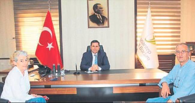 Ahmet Tiryakioğlu Avrupa'ya mesaj verdi