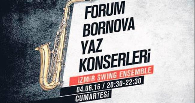 Forum Bornova'da müzikli akşamlar