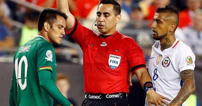 Campos'un enfes golü Şili'yi durduramadı
