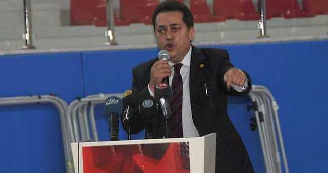 Eskişehirspor'un yeni başkanı Halil Ünal