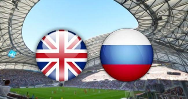 İngiltere Rusya ile berabere kaldı