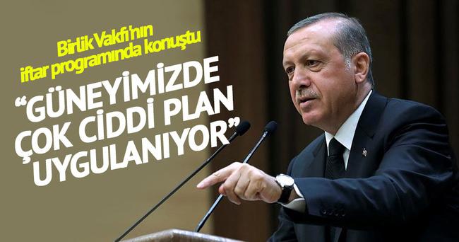 Cumhurbaşkanı Erdoğan: Dünya onlara sırtını çevirirken Türkiye seferber oldu