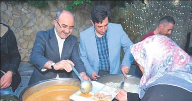 Bünyan'da ramazan coşkusu