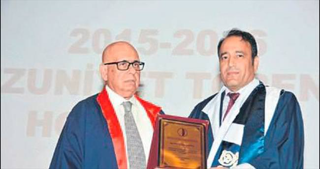 İlahiyat Fakültesi mezuniyet töreni