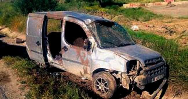 İki kaza: 1 ölü, 3 yaralı