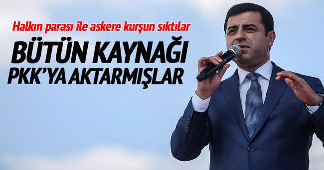 HDP'li belediyeler PKK'ya para aktarmışlar