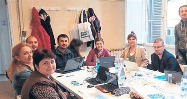 Kaşlı öğretmenlere Avrupa'da eğitim