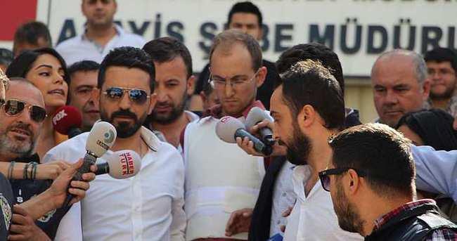 Atalay Filiz Adliye'de