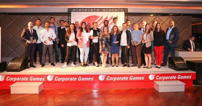 Corporate Games heyecanı sona erdi