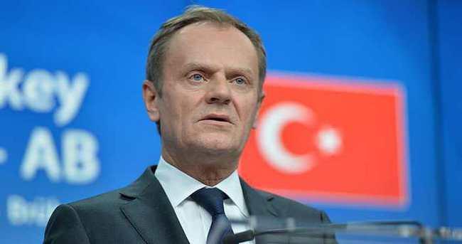 AB Konseyi Başkanı Donald Tusk: Türkiye güvenilir bir ülke