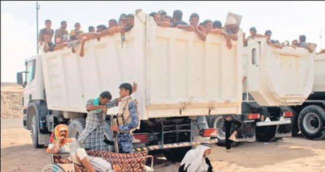 546 DAEŞ'li sivillerin arasında yakalandı