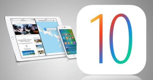 iOS 10 Beta 1 Yayınlandı