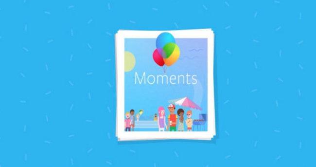 Facebook Moments'tan kaçış yok!