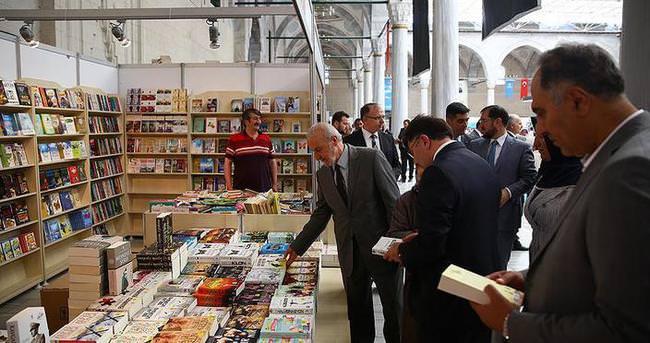 Türkiye Kitap ve Kültür Fuarı açıldı