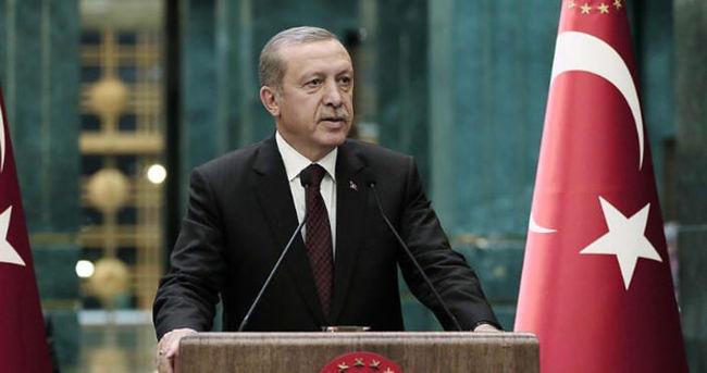 Cumhurbaşkanı Erdoğan'dan sürpriz karar