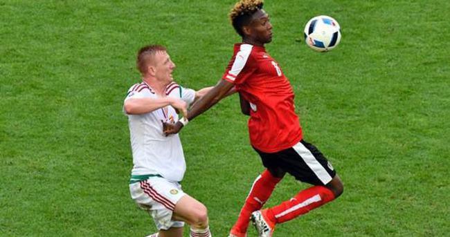 Tarihi maç Macaristan'ın