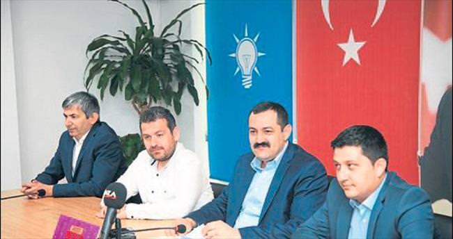 Antalya dosyası Başbakan'da