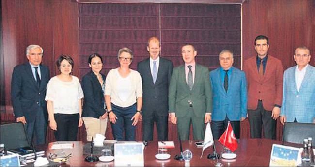 Gaziantep Ticaret Odası Suriye Masası kurdu
