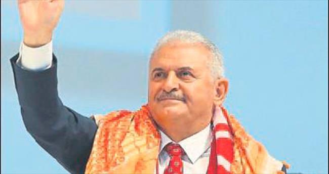 Başbakan Yıldırım hafta sonu İzmir'de