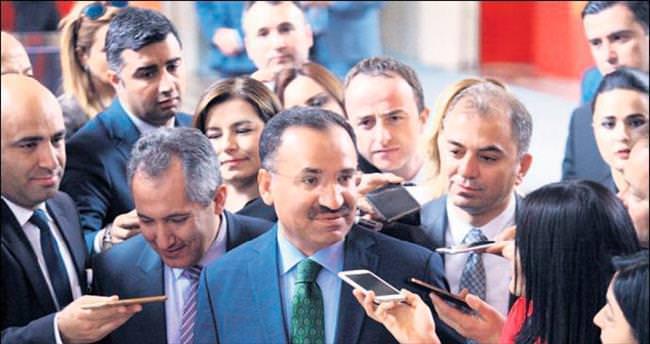 Bozdağ'dan CHP'ye cezaevi göndermesi