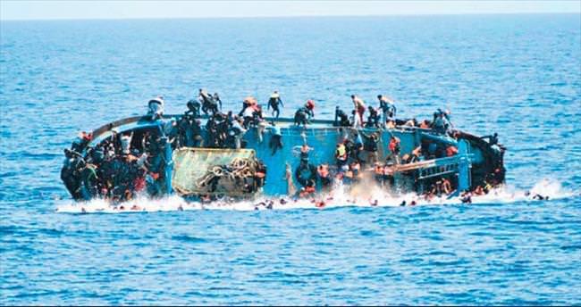 Son 20 yılda 55 bin kişi göç yolunda öldü