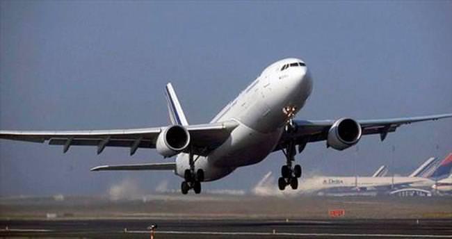 Uçaklara 'CB' engeli