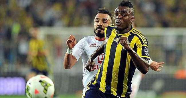 Emenike, Fenerbahçe'ye dönüyor