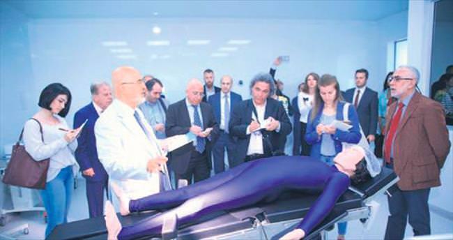100 milyon dolarlık Okan Hastanesi eylülde açılıyor