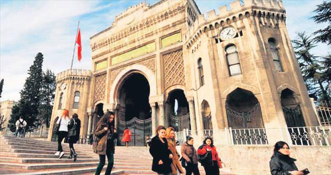 En iyi 10'da iki Türk üniversitesi